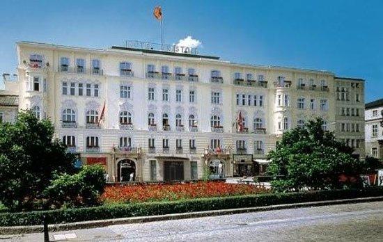 Bristol Hotel Salzburg
