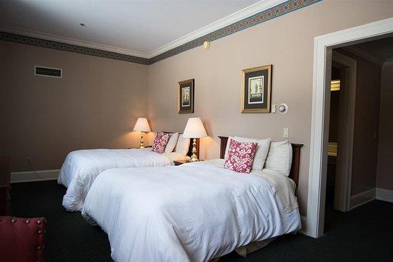 The Bertram Inn at Glenmoor: Traditional Double Room