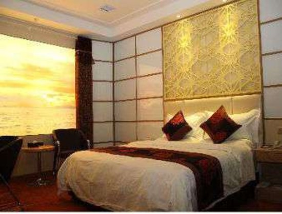 Guyuan, Kina: One Double Bed Guest Room