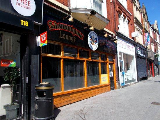 Shenanigans Lounge
