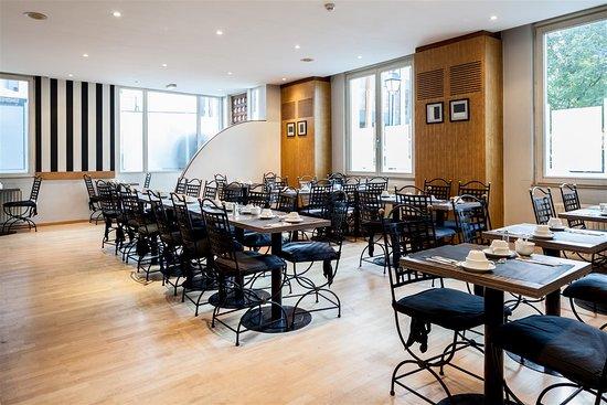 Best Western City Centre: Breakfast Room