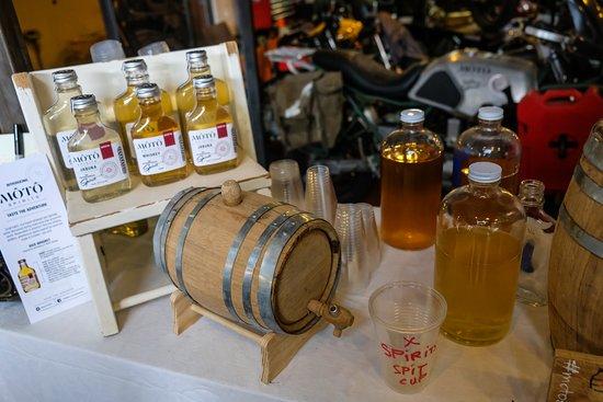 Moto Spirits Distillery