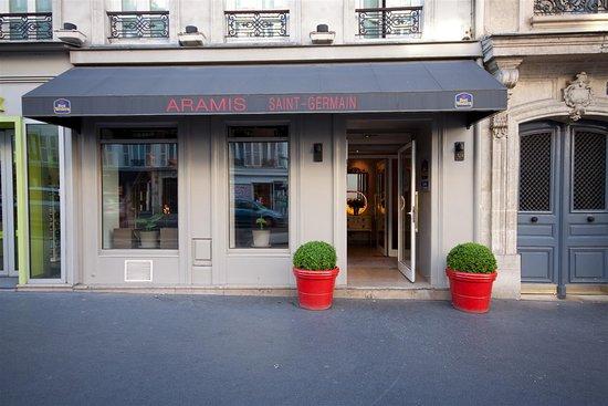 Best Western Aramis Saint-Germain : Exterior