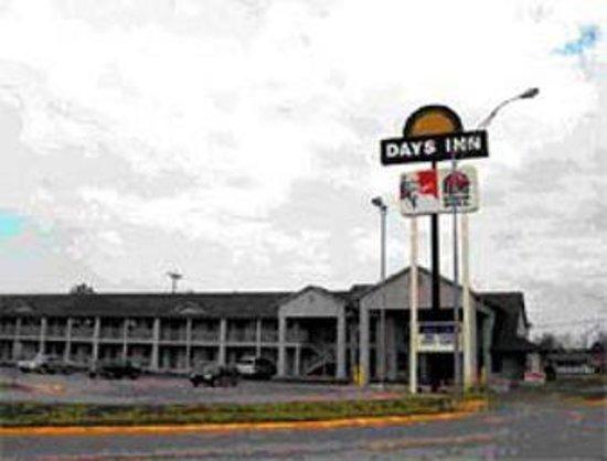 Wagoner, Oklahoma: Welcome to the Days Inn Wagoner