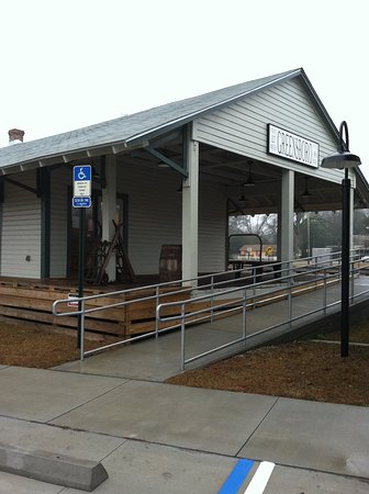 Greensboro Depot Railroad Museum