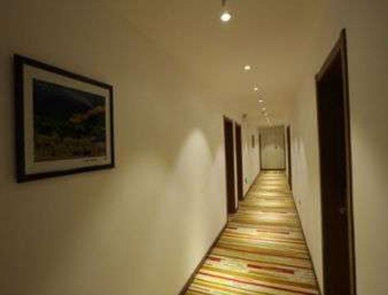 Tongliao, Trung Quốc: Corridor
