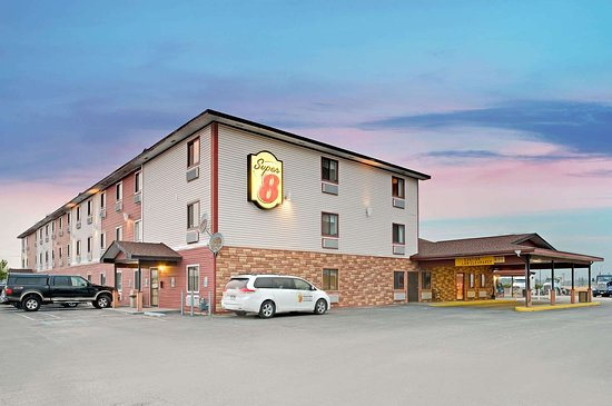 Super 8 by Wyndham Spokane/West