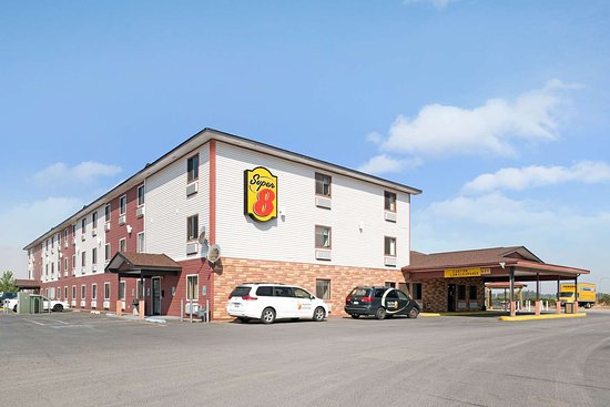 Super 8 by Wyndham Spokane/West: Welcome to the Super 8 Spokane Airport West