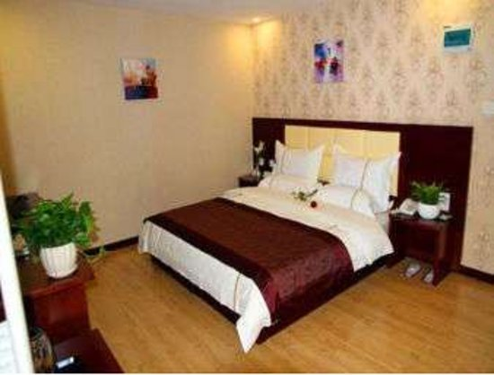 Bazhou, จีน: Double Bed Guest Room