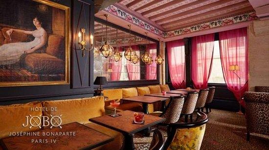 Hôtel de JoBo, hôtels à Paris