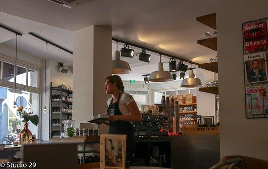 High choc bild von chco chocolate company cafe haarlem
