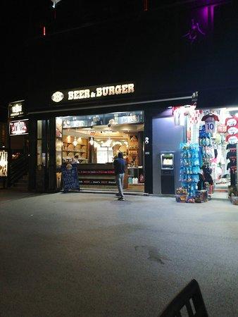 Bilde fra Beer & Burger Corner