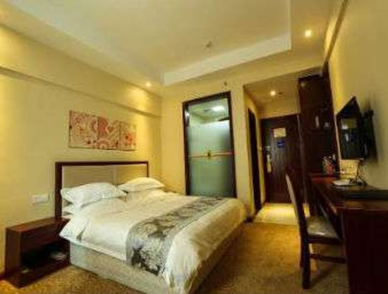Jianyang, China: One Double Bed Room