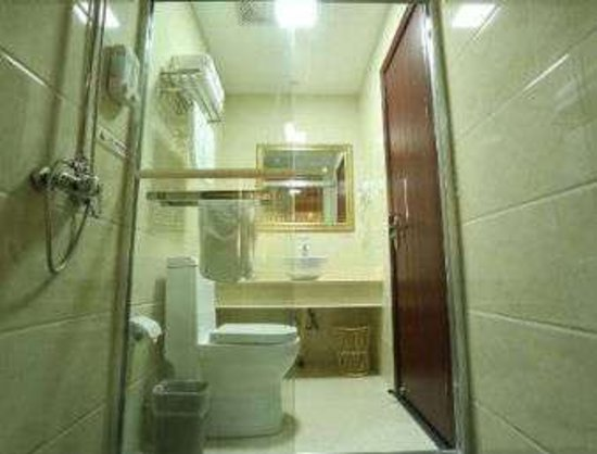 Jianyang, China: Bathroom