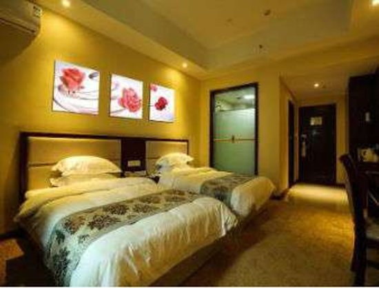 Jianyang, Trung Quốc: Two Twin Bed Room