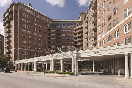 Doubletree Inn at The Colonnade Hotel