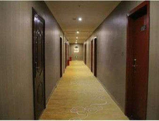 Kuitun, China: Hallway