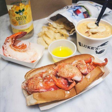 Luke's Lobster- Upper East Side, Mesto New York - recenzie reštaurácie - TripAdvisor