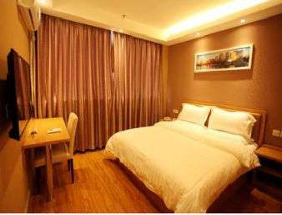 Zhuozhou, China: One Double Bed Guest Room