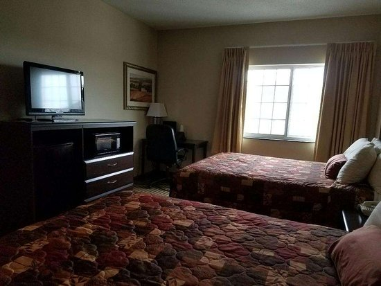 Bowman, North Dakota: Double Room