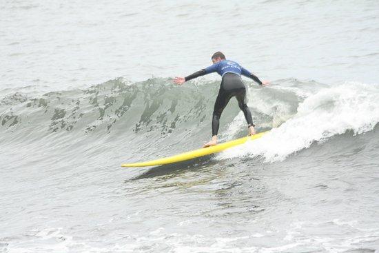Calhau Surf School Photo
