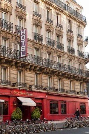 Hotel Claude Bernard Saint-Germain: Exterior view