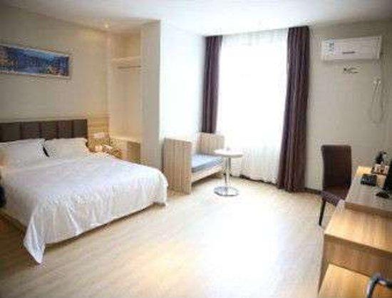 Ezhou, China: 1 Double Bed Room