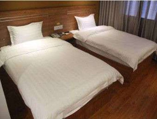 Jinzhong, Chiny: 2 Twin Bed Room