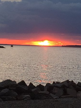 Topping, VA: Beautiful sunset