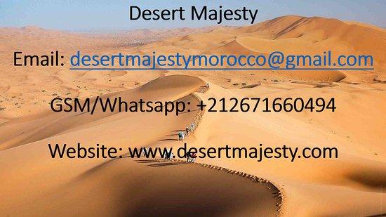 Ouarzazate, Morocco: Erg chagaga