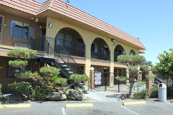 May  Hotel Room Fresno