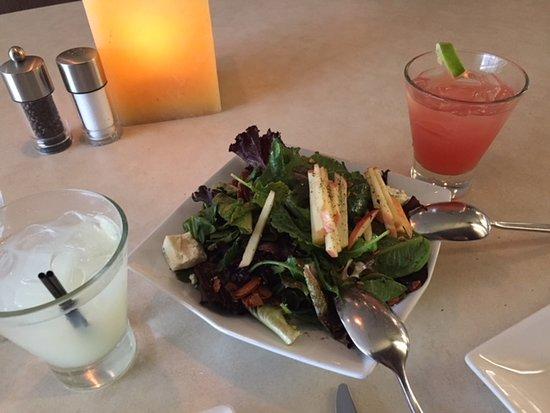 Second Story Hotel Belamar Lemonade Kentucky Hound Market Salad