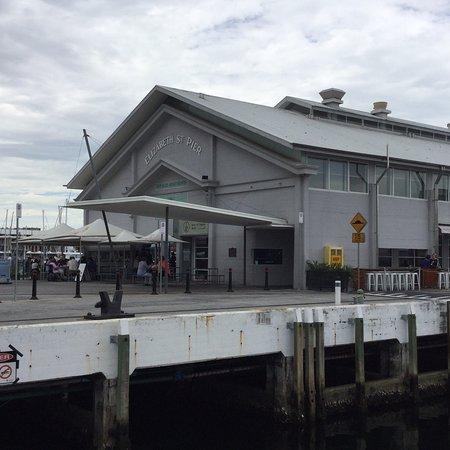 Elizabeth Street Pier