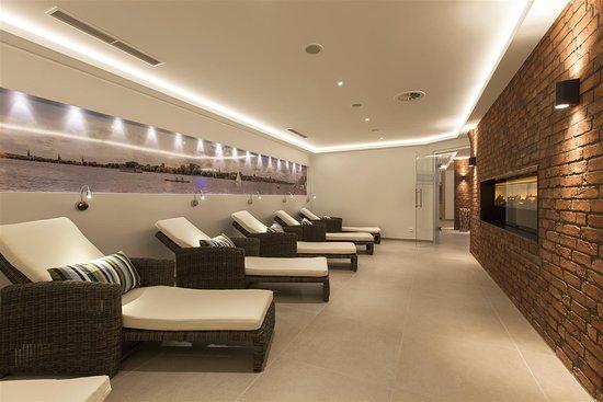 Best Western Premier Alsterkrug Hotel : Spa