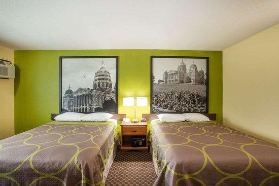 Williams, Αϊόβα: Guest room