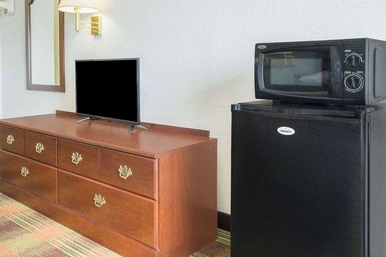 Sweet Springs, Missouri: Guest room