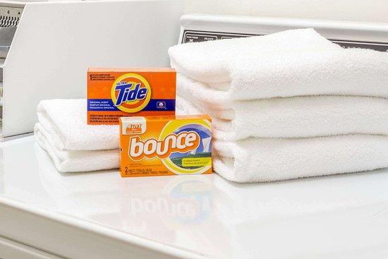 Joppa, MD: Guest Laundry