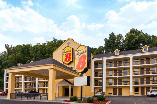 Super 8 by Wyndham Pigeon Forge-Emert St