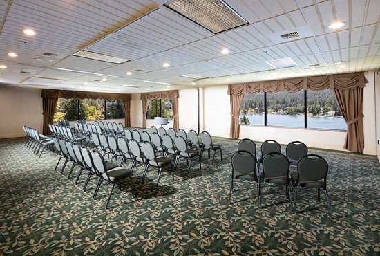 Red Lion Templin's Hotel on the River: IDTEMP Mtg Theatre