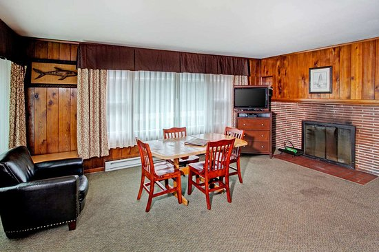 Depoe Bay, Oregon: Guest room with added amenities