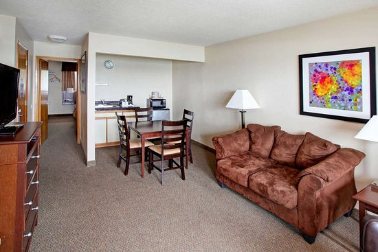 Depoe Bay, OR: Guest room with added amenities