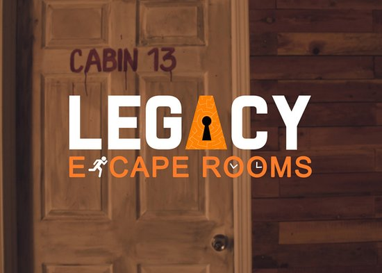 Costa Mesa, Californië: Legacy Escape Room Game: CABIN 13 - Do you have what it takes to escape CABIN 13??