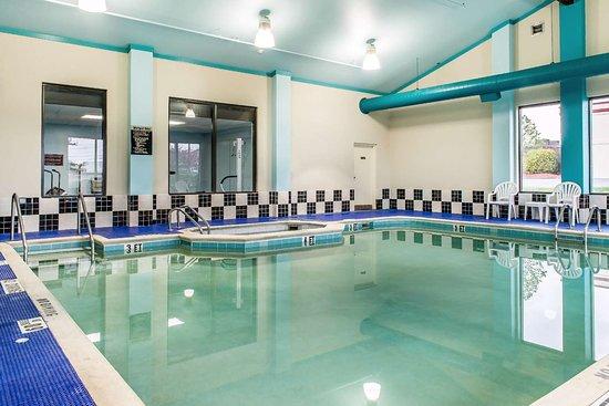 Ebensburg, PA: Indoor pool
