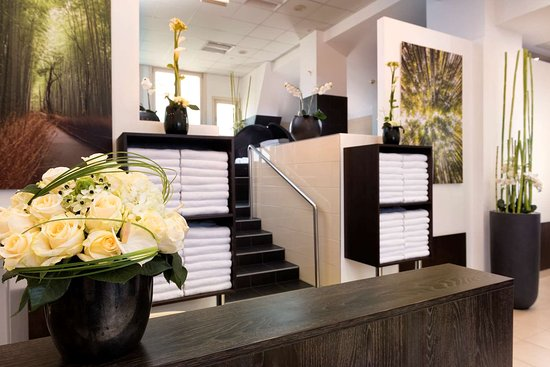 Hilton Vienna Danube Waterfront : Spa