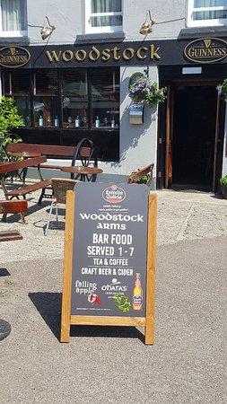 Inistioge, Ireland: Woodstock Arms Bed & Breakfast
