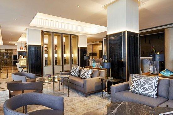Hilton Cape Town City Centre: Reception