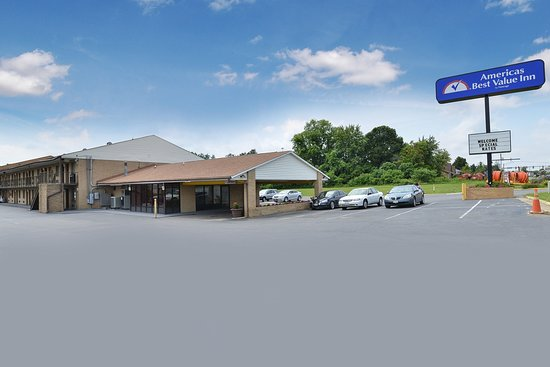 Americas Best Value Inn - Fredericksburg North