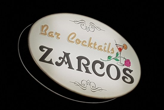 Zarcos Cocktail Bar