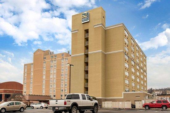 Quality Inn Suites Charleston Updated 2018 Motel Reviews Price Comparison Wv Tripadvisor