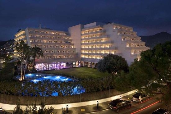梅里亞錫切斯酒店